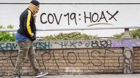 9 خرافات عصيّة على الاندثار حول كوفيد-19