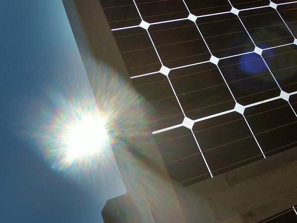 دراسة جميع الخيارات بحثًا عن خلايا شمسية أفضل
