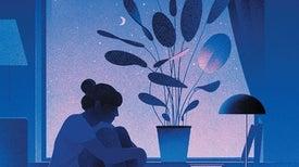 محاربة الاكتئاب بالحرمان من النوم