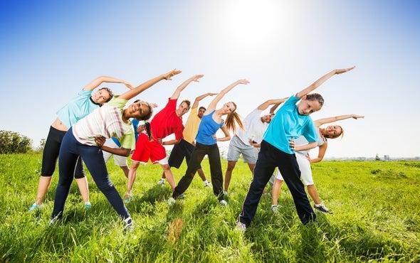 150 دقيقة من النشاط البدني أسبوعيًّا تحمي قلبك