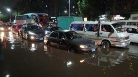 جدوى حصاد مياه الأمطار على المدن المصرية