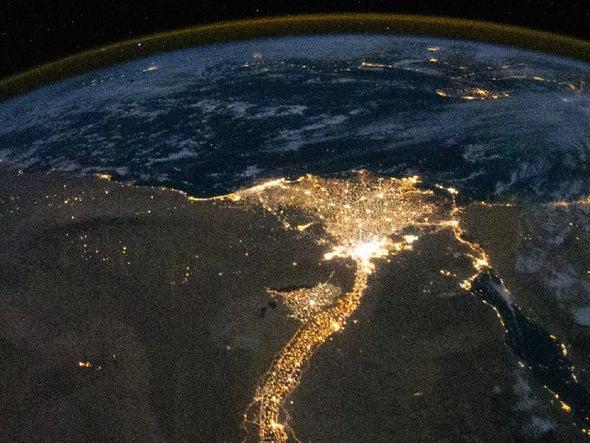 النيل اتخذ مساره الحالي قبل 30 مليون سنة