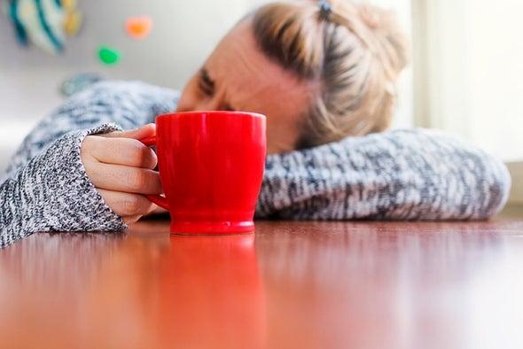 احتساء القهوة لا يرتبط باضطرابات النوم