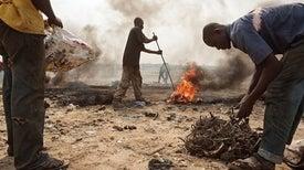 الهباء الجوي يؤدي إلى وفاة 40 ألف رضيع سنويًّا في أفريقيا