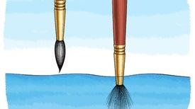علم الشعر: لماذا يسلك الشعر المبلل سلوكًا مختلفًا؟