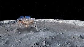 مركبة فضاء إسرائيلية تُخفق في تنفيذ أول عملية هبوط بتمويل خاص على سطح القمر