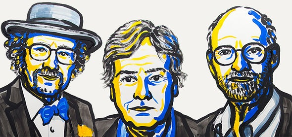ثلاثة أمريكيون يحصدون جائزة نوبل للطب