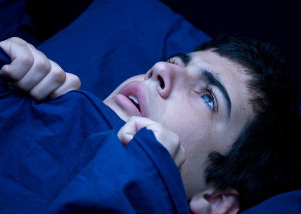 شلل النوم (الجاثوم) شبح يسكن عقلك