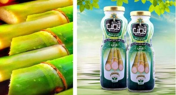 عصير قصب معلب.. براءة اختراع مصرية