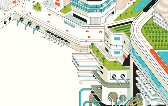 """""""مدن إيجابية"""" يمكنها تعزيز حالة كوكب الأرض وتحسين حياة البشر"""