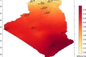 الجزائر تصدر أول أطلس للطاقات المتجددة على أراضيها