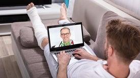 الاستشارات الإلكترونية تقلل الزيارات غير الضرورية لعيادات الأطباء