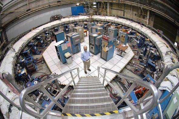 قياس الميونات الذي طال انتظاره يدعم الأدلة على وجود فيزياء جديدة