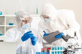 هل يفيد غاز ثاني أكسيد الكربون في علاج كوفيد-19؟