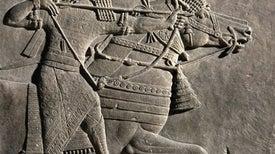 من الممكن أن يكون تغيُّر المناخ مرتبطًا بانهيار الإمبراطورية الآشورية