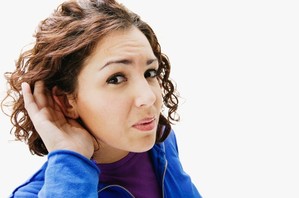 اكتشاف فقدان السمع الخفي لدى الشباب