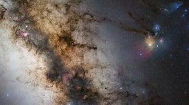 مجرة درب التبانة في صورتها الجديدة