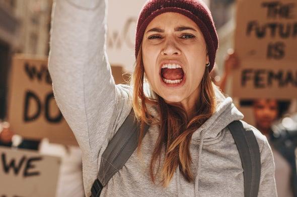 أيمكن أن يكون الغضب العارم أمرًا حميدًا؟