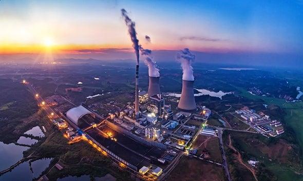 تحويل انبعاثات ثاني أكسيد الكربون إلى وقود حيوي
