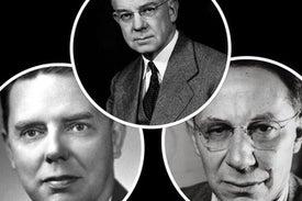 هانش وكندال ورايخشتاين: ثلاثي كشف غموضِ الغدة الكظرية