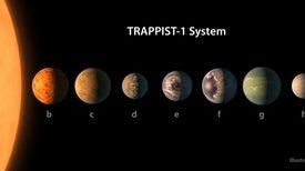 سبعة كواكب جديدة شبيهة بالأرض
