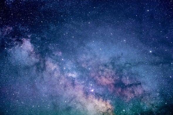 الكربون وصل إلى الأرض من بين النجوم