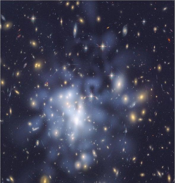 المادة المظلمة.. من الفيزياء إلى علم السياسة
