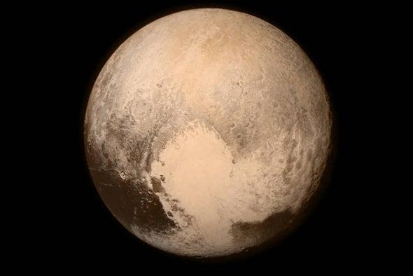 دراسةٌ تُشير إلى أن تصادمًا حدث على أحد جانبَي كوكب بلوتو كان سببًا وراء حالة من الفوضى في تضاريس الجانب الآخر