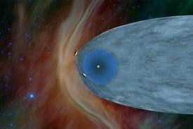 """مركبة الفضاء """"فوياجر 2"""" ترسل بيانات مُذهلة وصادمة من داخل الوسط البينجمي"""