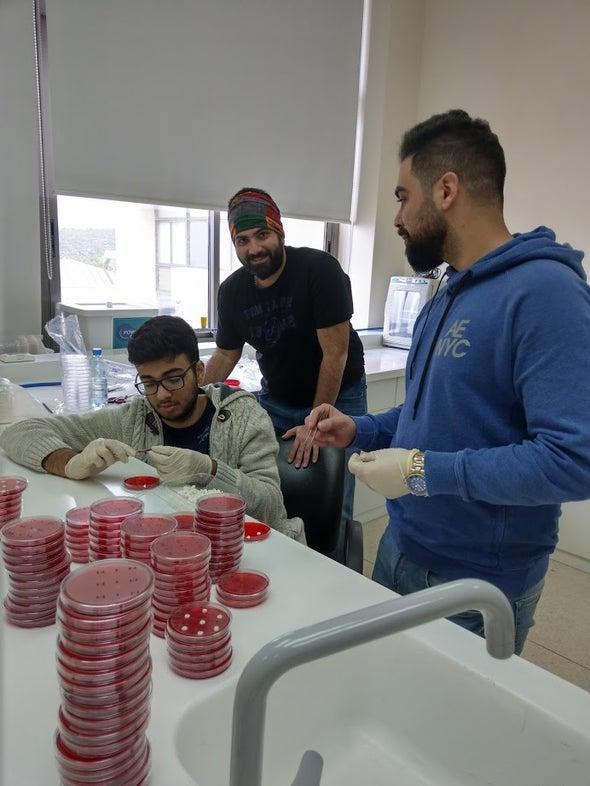 باحثو لبنان يواجهون خيارات صعبة