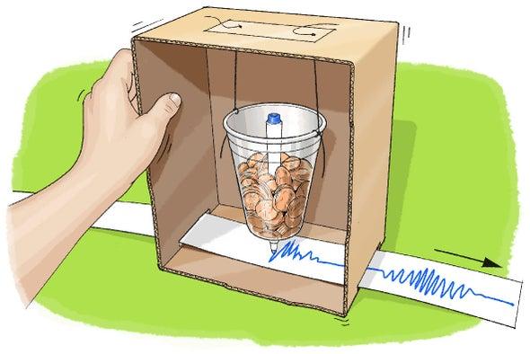 علم الاهتزاز : كيف تصمم راسمًا للزلازل