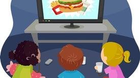 إعلانات الأطعمة غير الصحية تزيد بدانة الأطفال