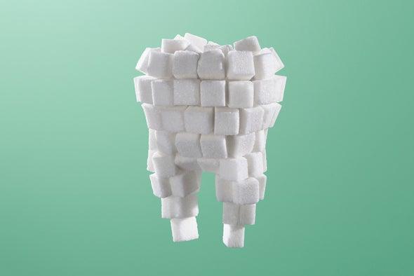 هل تدمن حب السكريات؟ ربما جيناتك وليس أنت!