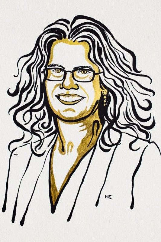 الأمريكية «أندريا جيز» تعتلي عرش «نوبل في الفيزياء»