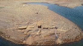 جفاف نهر دجلة يفك طلاسم غموض إمبراطورية «ميتاني»