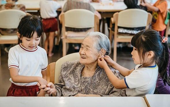 البحث عن أدوية وقائية للمسنين