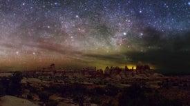 خريطة جديدة تُظهر الجانب المظلم للإضاءة الصناعية ليلًا