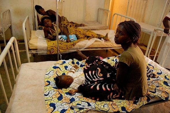مضاد حيوي يخفض معدل وفيات الأطفال في أفريقيا ب25%