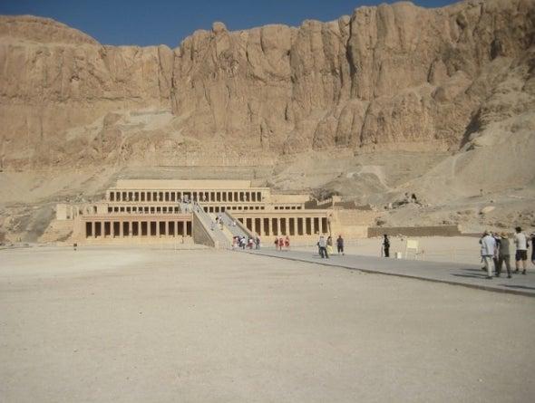 """قدماء المصريين أول مَن طبَّق القواعد الأساسية لعلم """"الجيولوجيا"""""""
