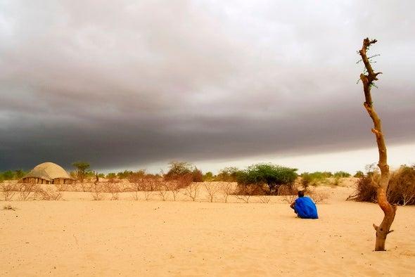 500 مليون شخص يعيشون في مناطق تعاني من التصحر