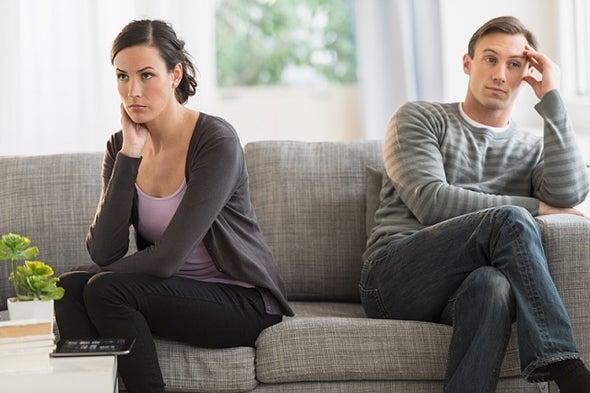 كتمان المشاعر في أثناء العلاقة الحميمة قد يؤدي إلى الإصابة بالجلطات