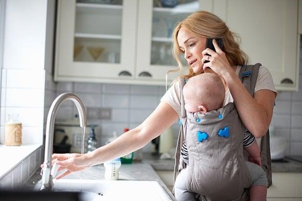 انفصال الوالدين يؤثر سلبًا على قدرات الطفل اللفظية