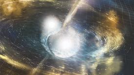 علماء الفلك المختصون بالموجات التثاقلية يحققون كشفًا علميًّا غير مسبوق