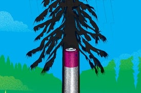 بطاريات تستنشق ثاني أكسيد الكربون من الجو