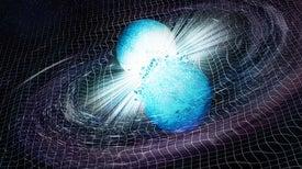موجات الجاذبية تُنبئ عما في بواطن النجوم النيوترونية