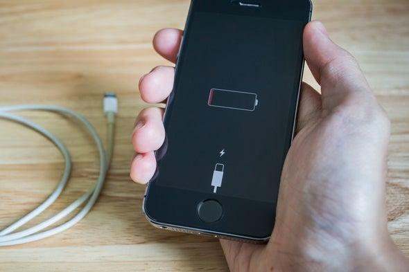 تكنولوجيا الشحن اللاسلكي للهواتف يلوح انتشارها في الأفق