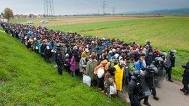 تحديات الربط بين تغيّر المناخ ونشوب النزاعات والهجرة