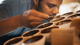 رائحة القهوة تنشط وظائف المخ