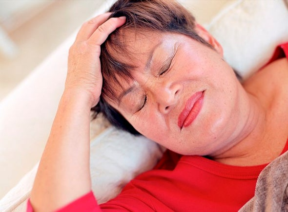 هرمون الإجهاد يتحكم في زيادة الوزن