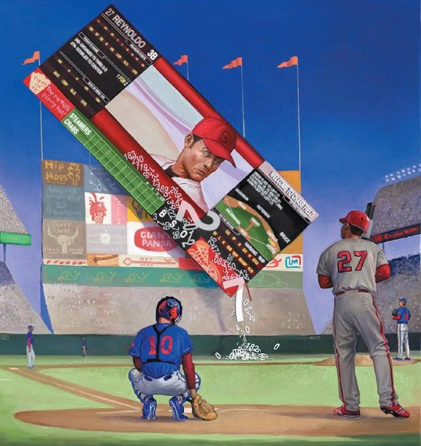 لعبة البيسبول وتغيير نمط التفكير